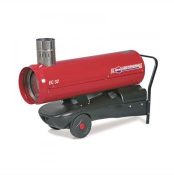 28kW Indirect Oil Fired Heater - EC32