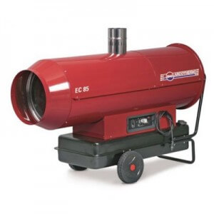 EC85 Indirect Oil Fired Heater
