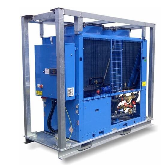 100 kW Heat Pump Chiller