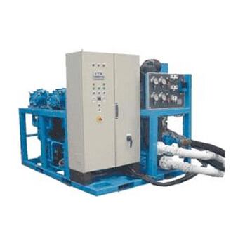 350 kW Very Low Temperature Chiller