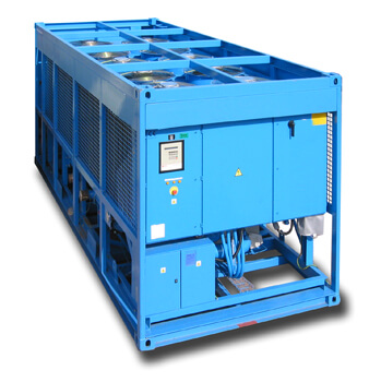 750 kW Chiller - Ideal Heat Solutions