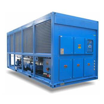 800 kW Chiller - Ideal Heat Solutions